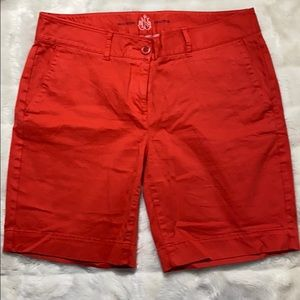 Náutica red shorts